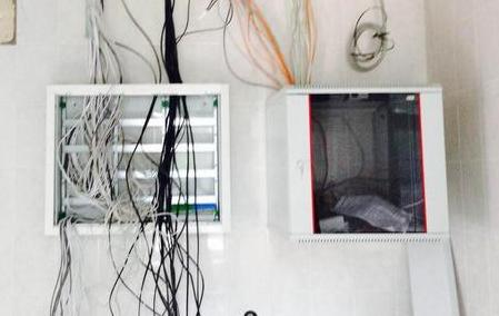 Щиты электрики и слаботочки