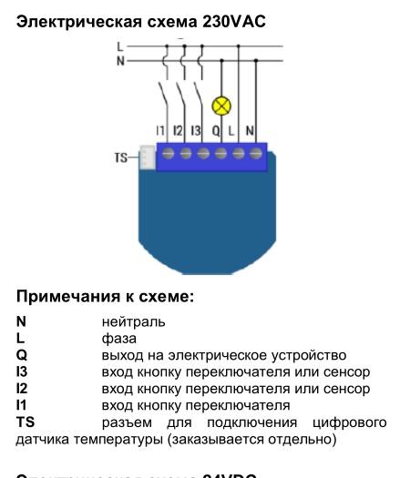 Qubino Flush 2 Relays и Qubino Flush Dimmer