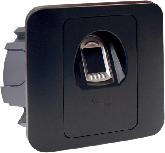 Биометрический считыватель на входе в квартиру - обзор Biosmart