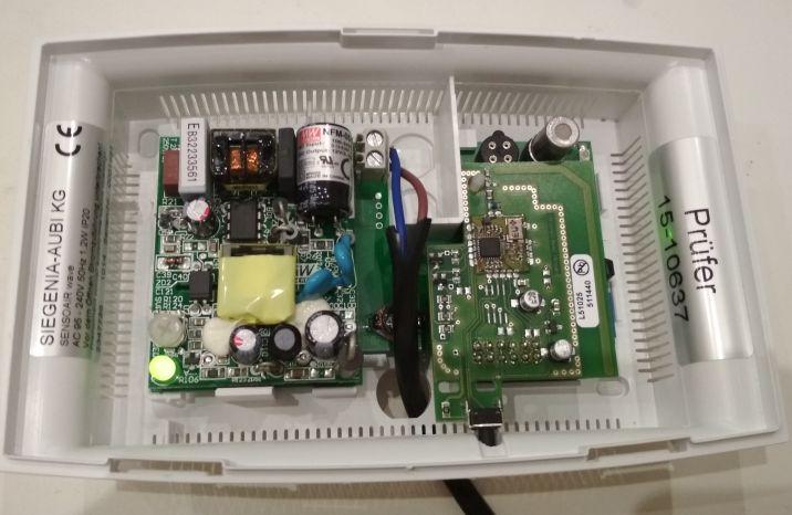 Датчик углекислого газа CO2 для системы Z-Wave