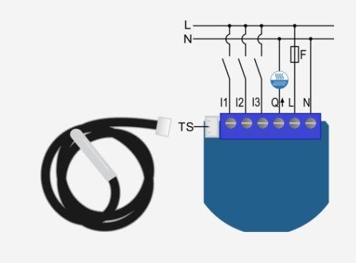 Управление теплым полом Z-Wave (Fibaro Home Center и Qubino Flush On/Off Thermostat)