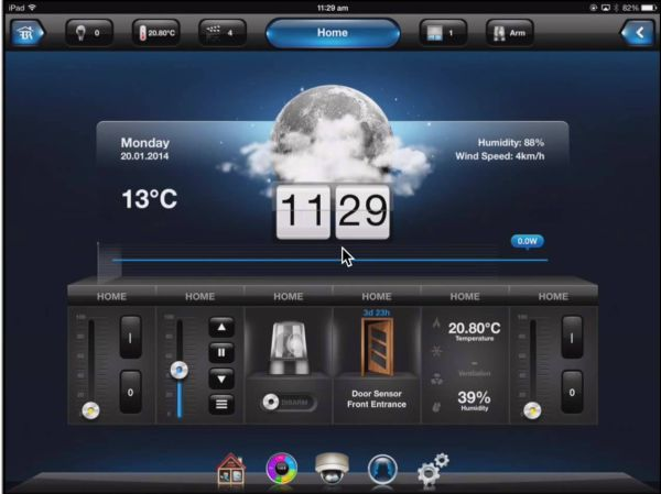 Выбор контроллера сети Z-Wave: Fibaro и Vera