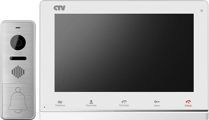 Комплект Wi-Fi домофона CTV-DP4101 AHD