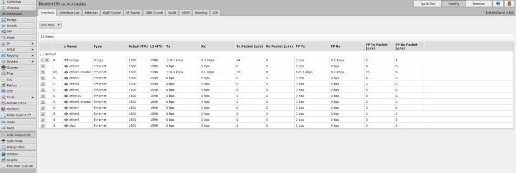 Вводной роутер для локальной сети. Обзор Mikrotik RB2011UIAS-RM