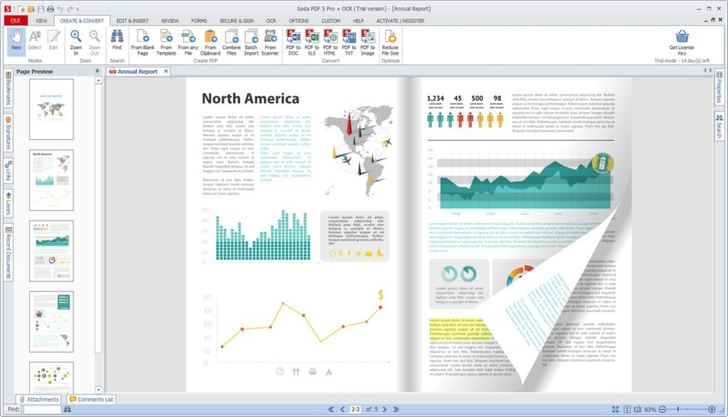 Программа для просмотра PDF файлов Sumatra PDF Reader