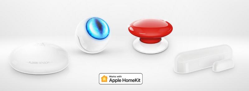 Умный дом Apple HomeKit - краткий обзор