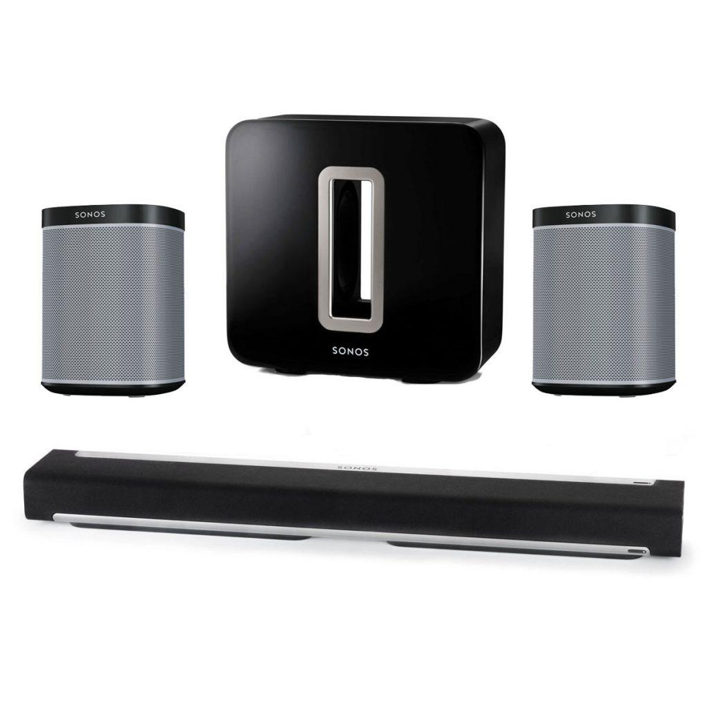 Аудио мультирум на Sonos: подбор оборудования