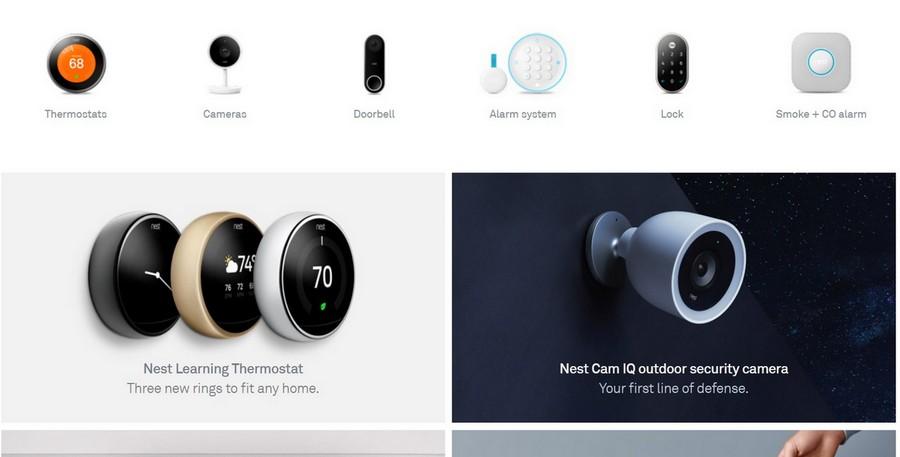 Термостат Nest, обзор