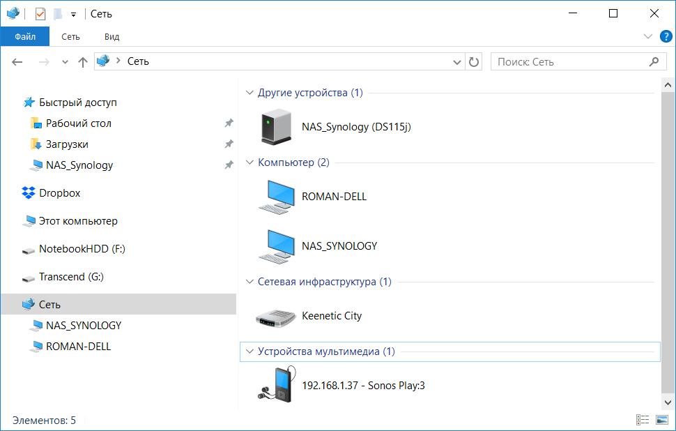 Зачем нужен файловый сервер - максимально просто