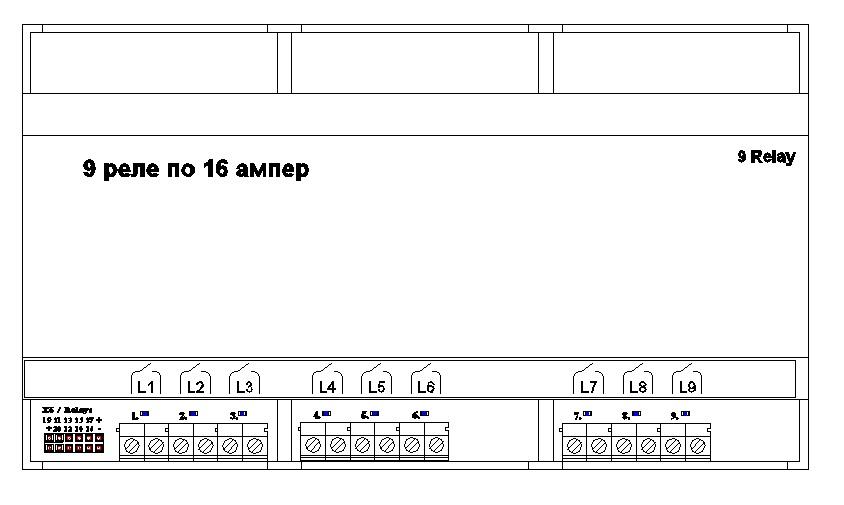 Новый контроллер EasyHomePLC 5.2